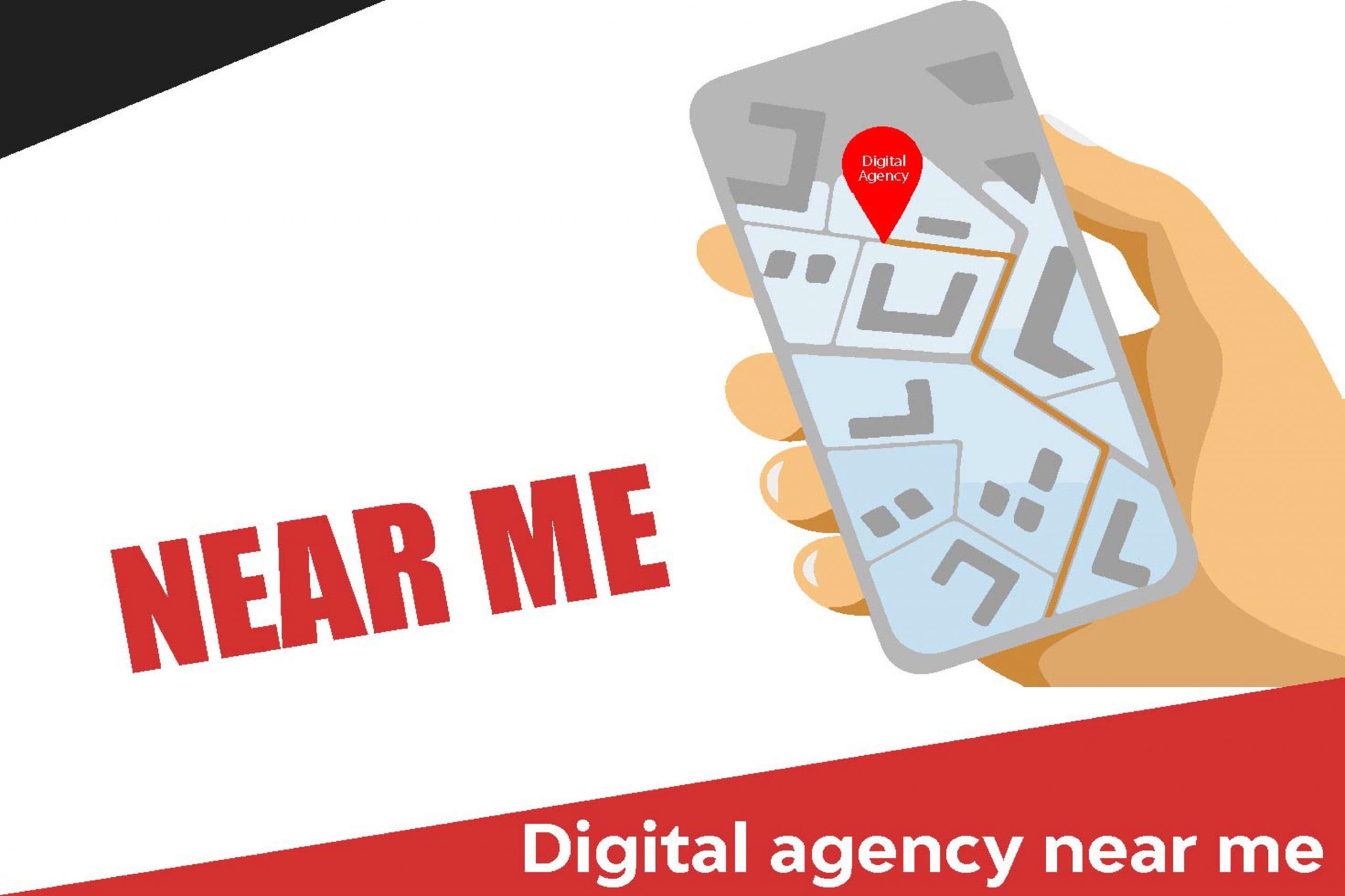 Digital Agency near me