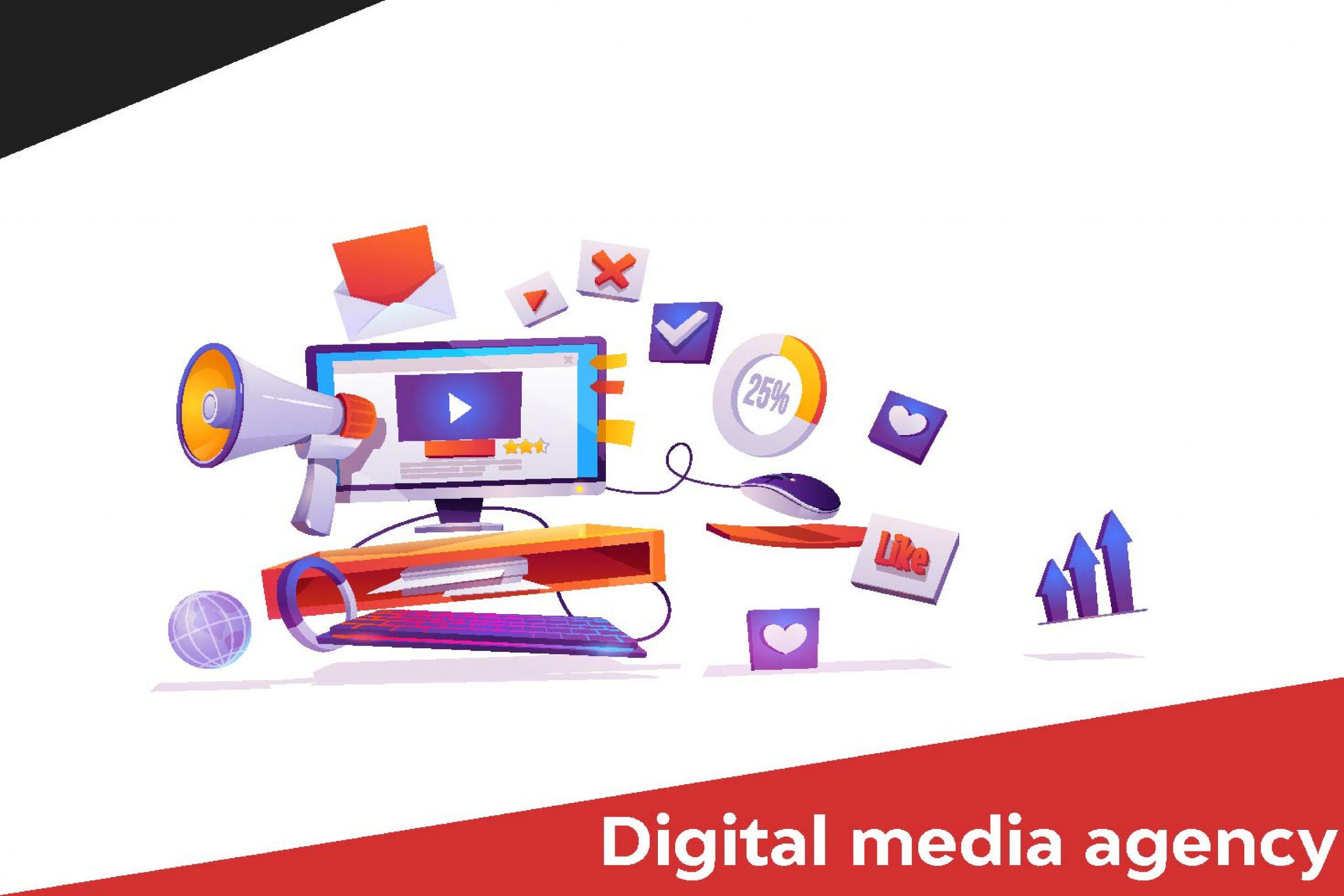Digital media agency