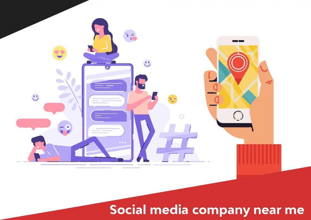 Social media company near me