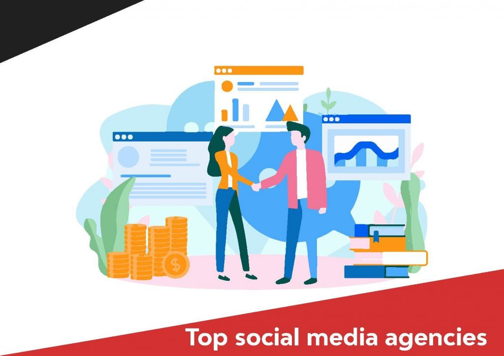 Top social media agencies